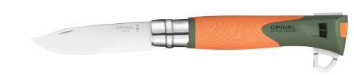 Couteau Opinel Explore N° 12 Orange