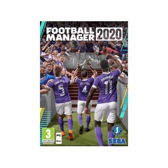 Football manager 2020  FR/NL PC