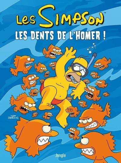 Les Simpson - tome 42 Les dents de l'Homer !