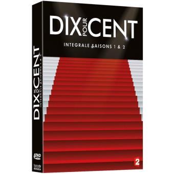 Dix pour centDix pour cent Saisons 1 et 2 Coffret DVD