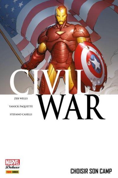 Civil War T05 - 9782809461534 - 19,99 €