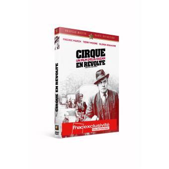 Cirque en révolte Exclusivité Fnac DVD