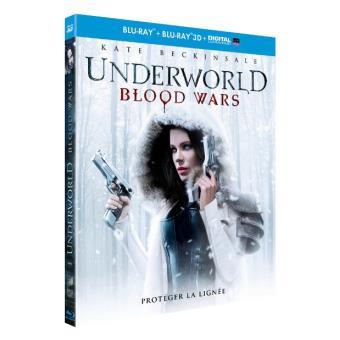UnderworldUnderworld Blood Wars Blu-ray 3D + 2D
