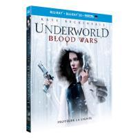 Underworld Blood Wars Blu-ray 3D + 2D