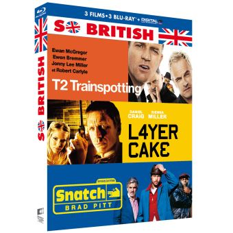 Coffret So British Blu-ray