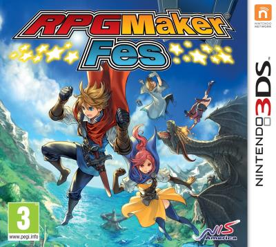 RPG Maker Fes Nintendo 3DS