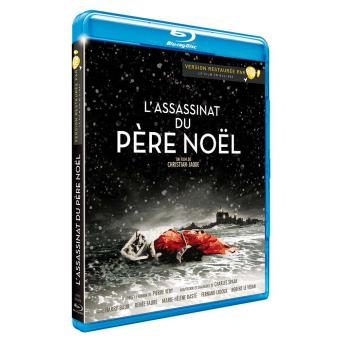 L'assassinat du Père Noël Blu-ray