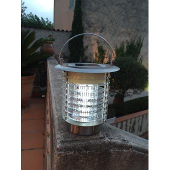20% sur Lampe solaire anti-moustique et éclairante Lumisky Fly ...