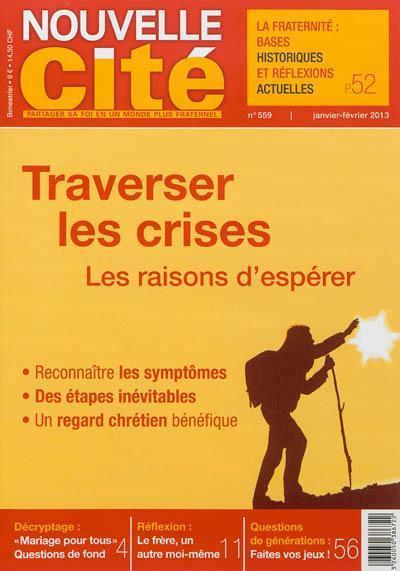 Traverser les crises