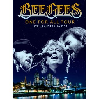ONE FOR ALL TOUR LIVE IN/DVD