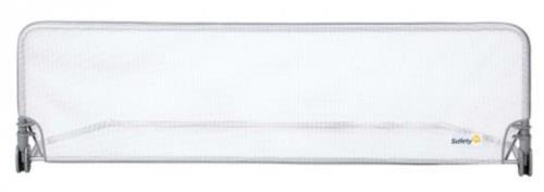 Barrière de lit Extra Large Safety First 150 cm Textile Gris