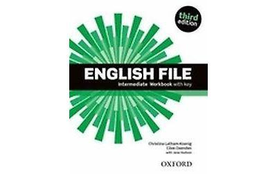 NEW ENGLISH FILE INTERMEDIATE THIRD EDITION WORKBOOK