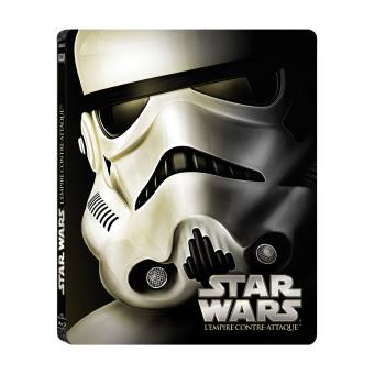 Star WarsStar Wars Episode 5 : L'Empire contre-attaque - Blu-ray Pack Métal Edition Collector limitée