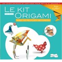 Le kit origami