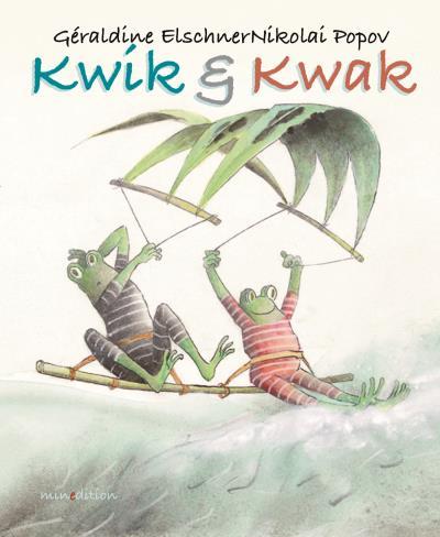Kwik et Kwak - Minedition Eds