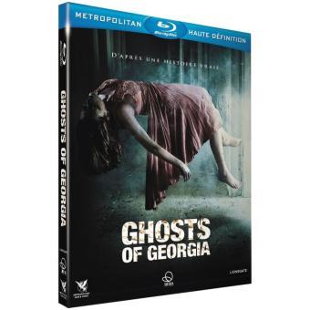 Ghosts of Georgia Blu-ray