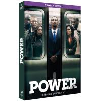 Power Saisons 1 à 3 DVD