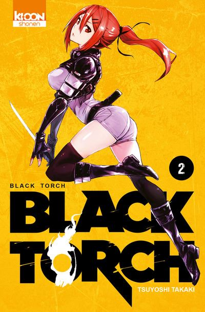 [ MANGA ] Black Torch Black-torch