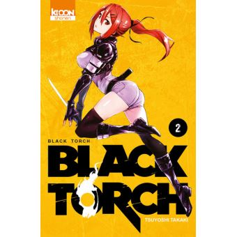 Black torchBlack torch,02