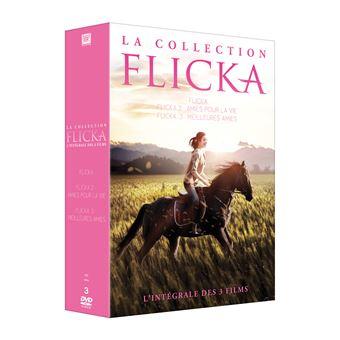 FlickaCoffret Flicka La Trilogie DVD