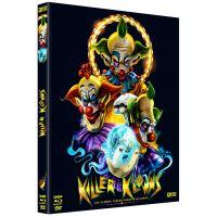 Killer Klowns : Les Clowns tueurs venus d'ailleurs Combo Blu-ray DVD