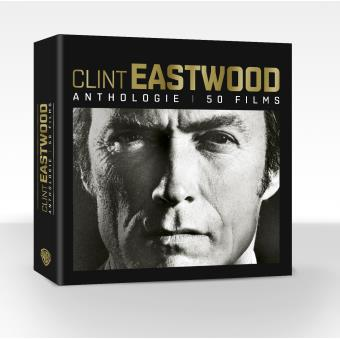 Coffret Anthologie Clint Eastwood DVD