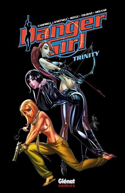 Danger Girl - Trinity