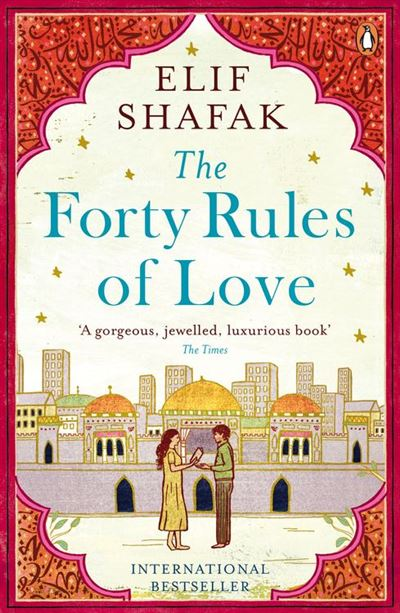The Forty Rules of Love - 9780241957103 - 8,49 €