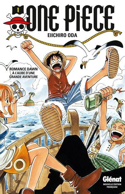 One Piece - Édition originale - tome 1