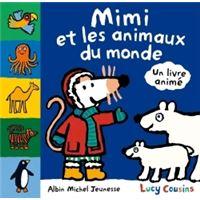 Mimi et les animaux du monde