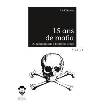 """Résultat de recherche d'images pour """"livre 15 ans de mafia"""""""