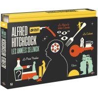 Hitchcock Les années Selznick Coffret Ultra Collector 7 DVD