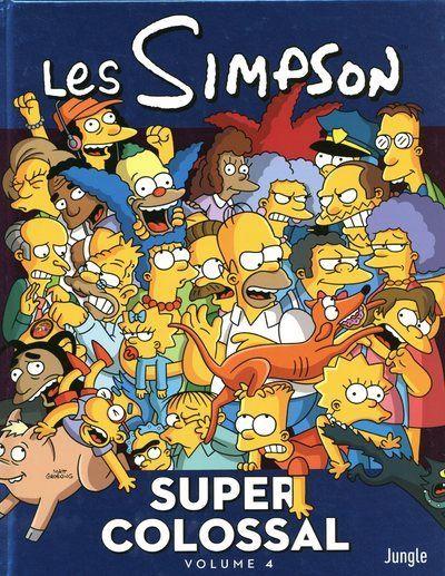 Les Simpson - Super colossal