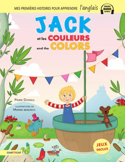 Jack et les couleurs and the colors
