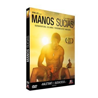 Manos sucias DVD
