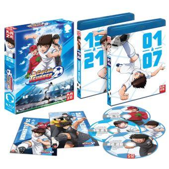 Coffret Captain Tsubasa Saison 1 Blu-ray