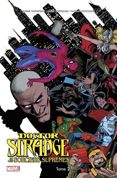 Doctor Strange et les sorciers suprêmes