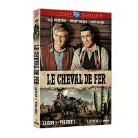 Coffret Le Cheval de fer Saison 1 Volume 1 DVD