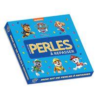 Pat' Patrouille - Mon kit de perles à repasser