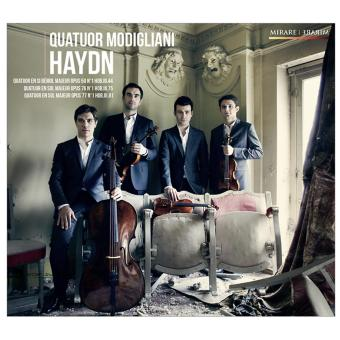 Haydn-Quartets Vol.2