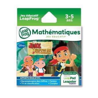 Jeu Leapfrog Jack et les Pirates Mathématiques pour LeapPad ...