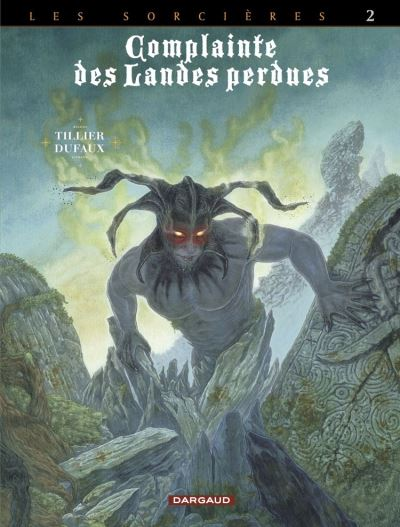 Complainte des landes perdues - Cycle 3 - tome 10 - Inferno - 9782505078340 - 9,99 €