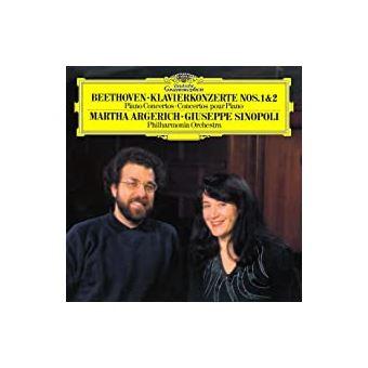 Beethoven: Piano Concertos Nos. 1 & 2 - 2CD