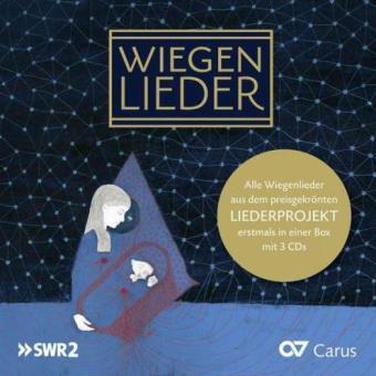 Wiegen lieder Volume 1 à 3