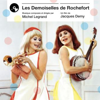 Demoiselles de rochefort/version definitive/5 cd/cap box