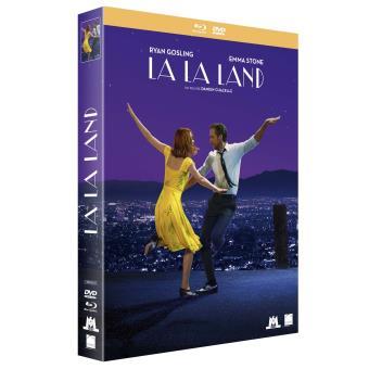 La La Land Edition limitée Combo Blu-ray DVD