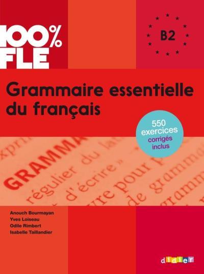 Grammaire essentielle du français niv. B2 - Ebook - 9782278087853 - 13,99 €