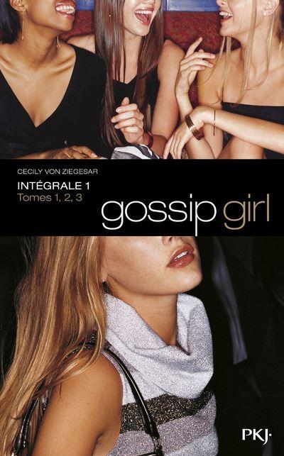 Gossip Girl - Intégrale 1 (tomes 1,2,3)