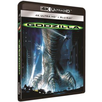 Godzilla, la trilogieGodzilla Blu-ray 4K Ultra HD