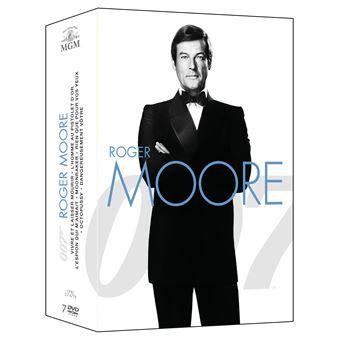 James BondCoffret Bond Roger Moore 7 films Edition 2015 DVD